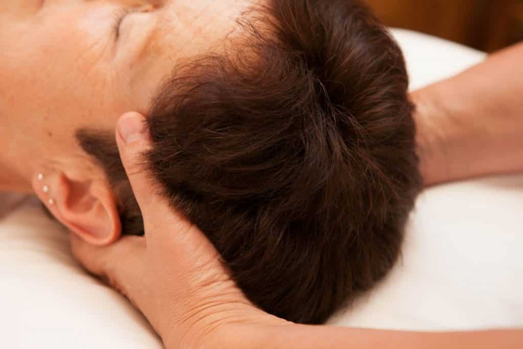 Indian Head Massage | Osteopath Crawley | Richards' Centre