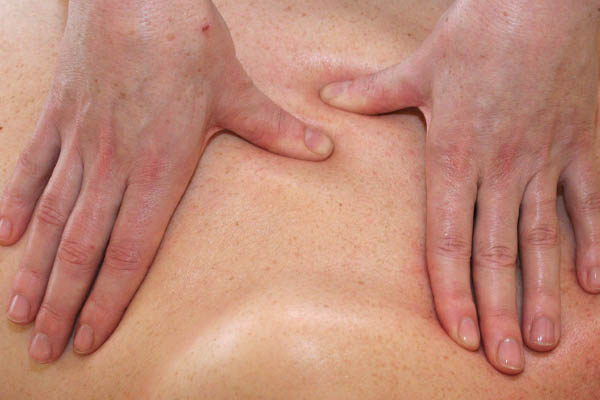 A picture of a massage