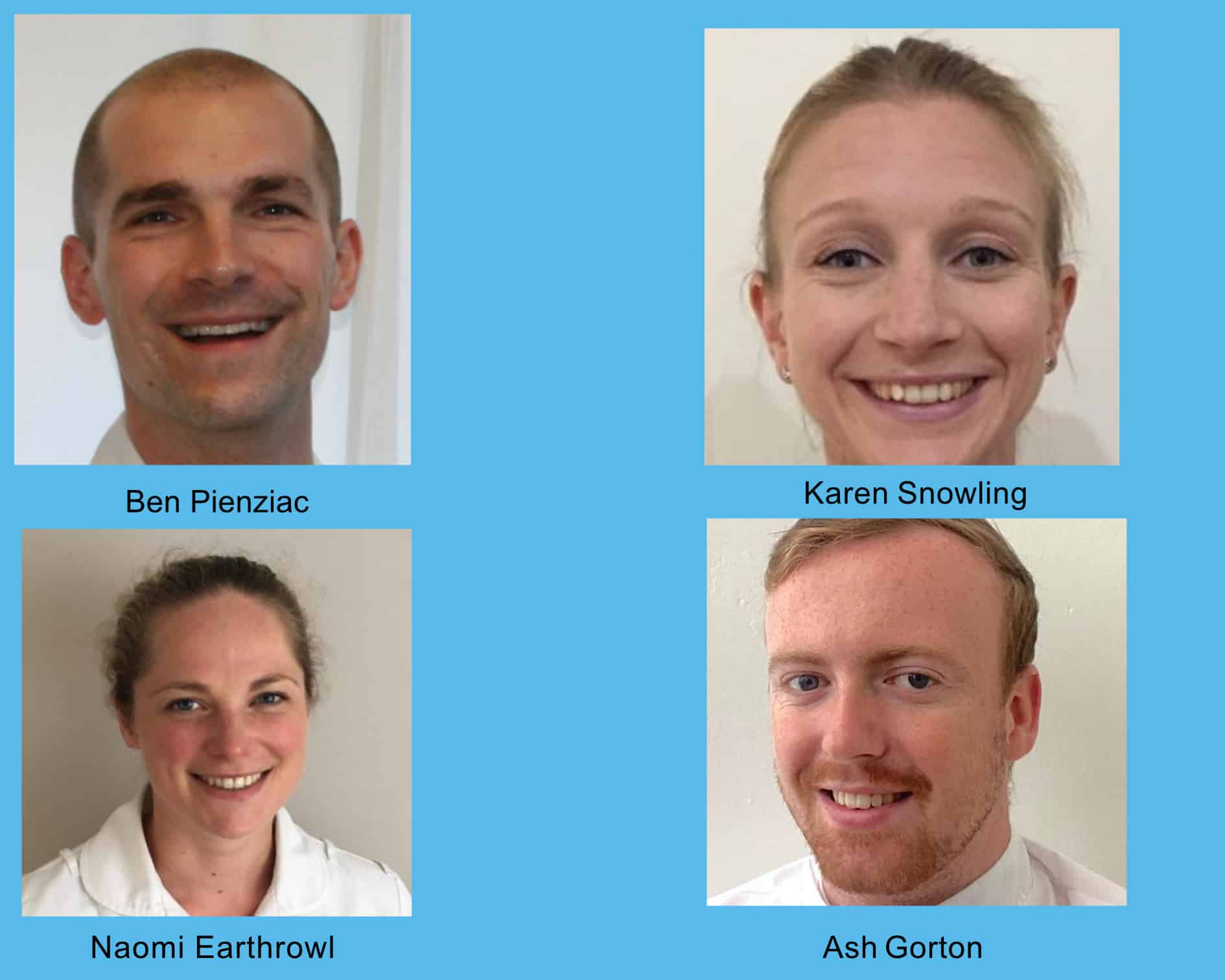 GROUP OSTEOPATHS